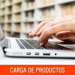 Carga de productos en gestores de contenidos