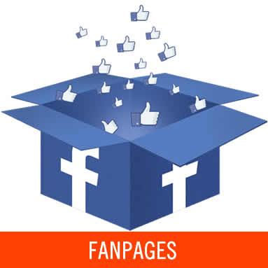 Fanpages – Páginas de Facebook