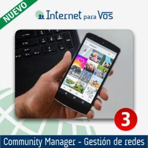 Community Manager – Gestión de redes – Instagram III