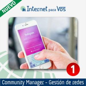 Community Manager – Gestión de redes – Instagram I
