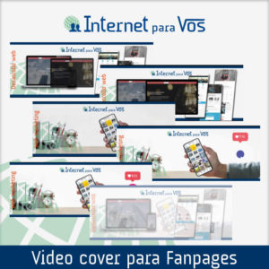 Video cover para páginas de Facebook